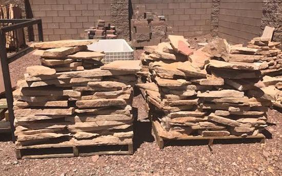 arizona flagstone tucson arizona trucking materials
